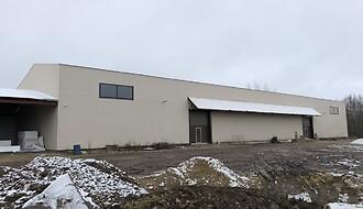 Anda üürile äripind, ladu, 550 m²