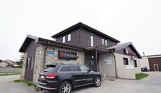Müüa äripind, tootmine, 1430 m²