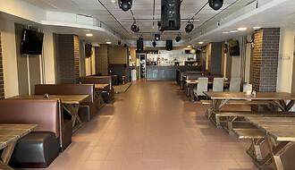 Müüa äripind, toitlustus, 222 m²
