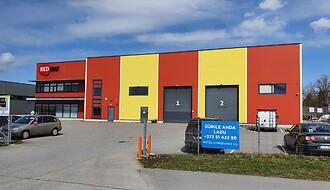 Anda üürile äripind, ladu, tootmine, tootmine, ladu, 952,6 m²