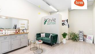 Müüa äripind, kaubandus, büroo, teenindus, 37,9 m²