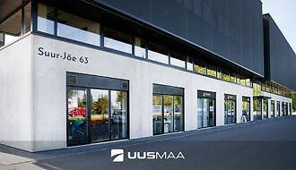 Anda üürile äripind, otstarve määramata, 95,7 m²