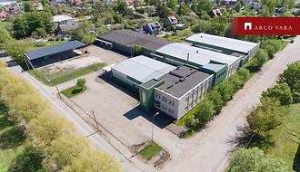 Anda üürile äripind, ladu, kaubandus, 3085 m²