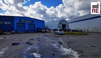 Müüa äripind, tootmine, ladu, büroo, 838,4 m²