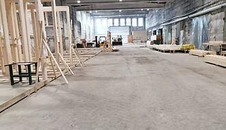 Anda üürile äripind, otstarve määramata, tootmine, ladu, 341 m²