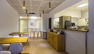 Müüa äripind, toitlustus, 36 m²