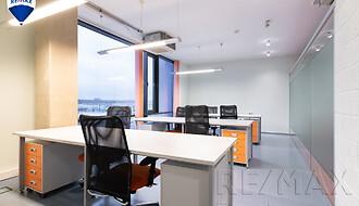 Müüa äripind, büroo, 163,2 m²