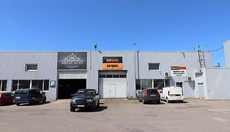 Müüa äripind, ladu, tootmine, ladu, büroo, 4900 m²
