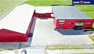 Müüa äripind, tootmine, 2317 m²