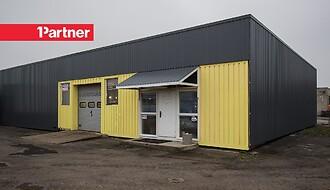 Müüa äripind, ladu, tootmine, 350 m²