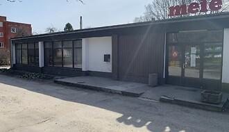 Müüa äripind, ladu, teenindus, büroo, 170 m²