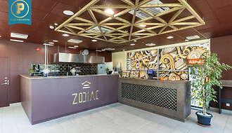 Müüa äripind, toitlustus, 76,8 m²