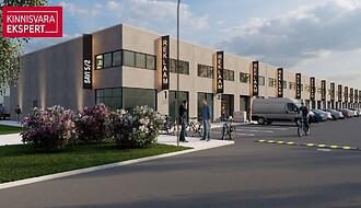 Anda üürile äripind, büroo, ladu, tootmine, teenindus, 366 m²
