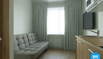 Müüa äripind, otstarve määramata, majutus, büroo, 98,3 m²