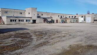Müüa äripind, ladu, tootmine, 9522 m²