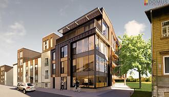 Müüa äripind, otstarve määramata, 54 m²