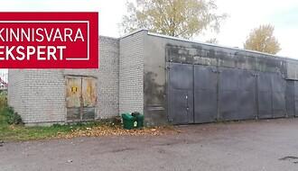 Anda üürile äripind, ladu, 42,2 m²