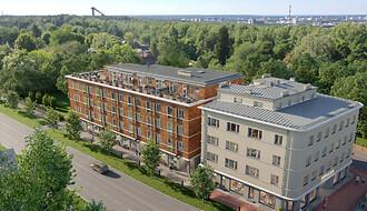 Müüa äripind, teenindus, kaubandus, büroo, 124 m²