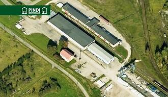 Anda üürile äripind, tootmine, kaubandus, ladu, 3434,3 m²