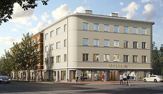 Müüa äripind, teenindus, kaubandus, büroo, 182,5 m²