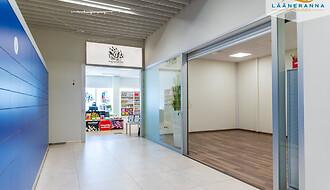Anda üürile äripind, 21,6 m²