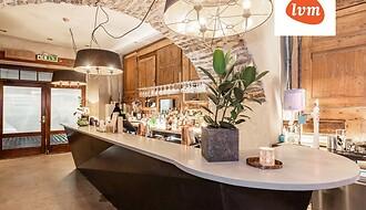 Müüa äripind, toitlustus, teenindus, 156 m²