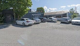 Müüa äripind, teenindus, 154 m²