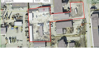 Müüa äripind, ladu, tootmine, tootmine, ladu, 1162 m²