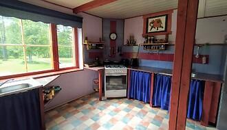 Müüa majaosa, 2 magamistuba