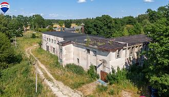 Müüa äripind, ladu, tootmine, 1274 m²