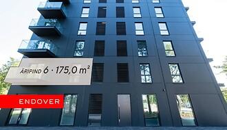 Müüa äripind, büroo, 175 m²