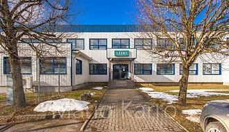 Anda üürile äripind, tootmine, ladu, kaubandus, büroo, 306,9 m²