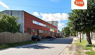 Müüa äripind, büroo, ladu, tootmine, kaubandus, 1051 m²