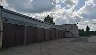 Müüa äripind, 1400 m²