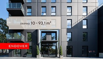 Müüa äripind, büroo, 93,1 m²