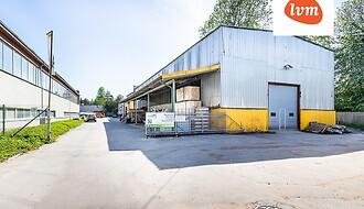Müüa äripind, büroo, kaubandus, ladu, tootmine, ladu, 1423 m²