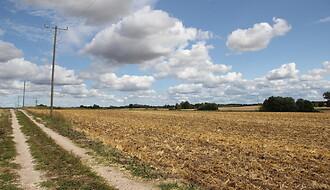 Müüa maatükk, maatulundusmaa